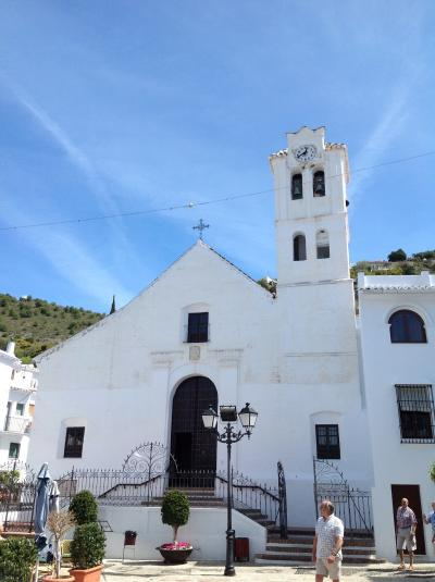 サン・アントニオ教会 (フリヒリアナ)