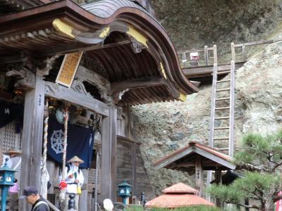 JALマイレージで四国愛媛の春旅(2012年3月)。。。その2「四国霊場第45番 岩屋寺」