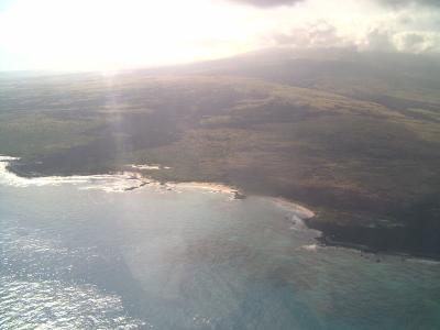 初ハワイは、ハワイ島へ!
