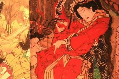 世界で一番盛り上がるのは何祭り?~幻想の絵金祭りin高知県旧赤岡町