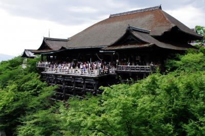 京都へ日帰り旅行