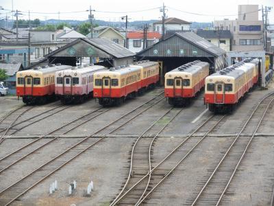 乗ってきました千葉県の私鉄 「小湊鐡道」