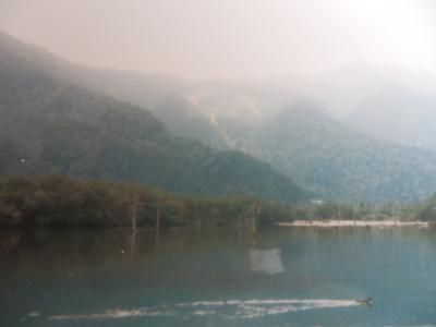 もう一度行きたい:  上高地     2007 08 15~20   写真追加予定
