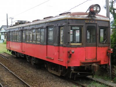 乗ってきました千葉県の私鉄 「銚子電鉄」 君ヶ浜~外川