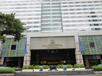 INTERCONTINENTAL HOTEL GRAND SEOUL PARNAS