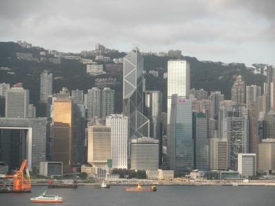「シェラトン香港&タワー」タワー・スィートルーム [宿泊記]
