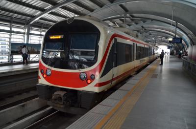 タイ鉄道の旅:バンコクのエアポートレールリンク、スカイトレインBTS、メトロMRTとタイ国鉄