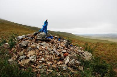 2012年晩夏 モンゴル旅行記(1) ~初めての乗馬体験と野生馬タヒ