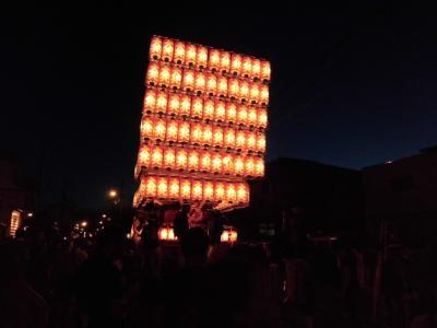 2012・9月 岸和田だんじり祭