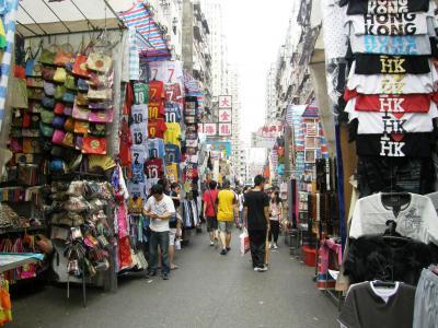 初心者が語る、初心者用香港の旅 (その4 女人街&男人街の行き方買い方編)