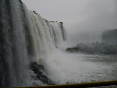 2012年 2年ぶりの南米旅行(アルゼンチン編)ブラジル側イグアスの滝観光