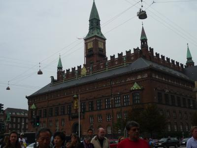 EURO2012ファイナル+ぐるっと7カ国 1日目 3時間だけコペンハーゲン編