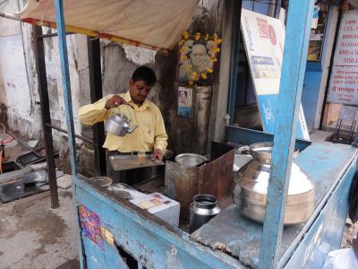インド周遊(その26) 13日目・1 アウランガーバード 旧市街観光