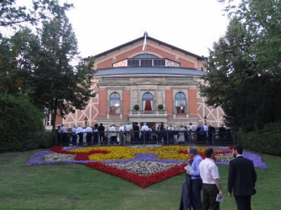 ヨーロッパの音楽祭