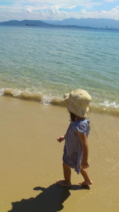 今年もやっぱり海! コタキナバル ガヤ島ステイ