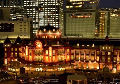 東京 赤煉瓦駅舎慕情