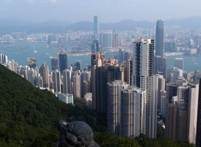 【香港】 * わが旅の原点 香港を 旅する