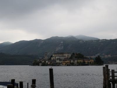 2012 まだまだ元気♪傘寿の母と巡るヨーロッパ田舎の旅 ③オルタ・サン・ジューリオ