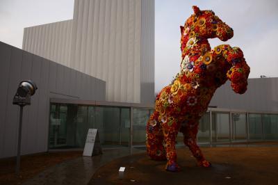 陸奥一人旅① 青森・十和田で現代アート