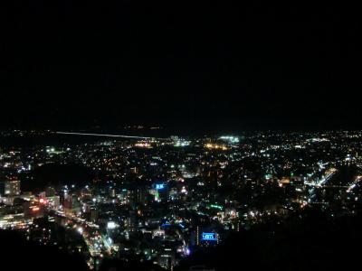 【徳島2】 眉山の夜景