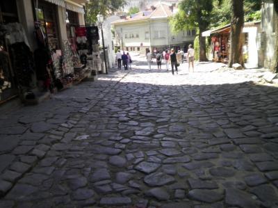 ユーラシア 西へ108: プロブディフ 「二千年が同居する町」