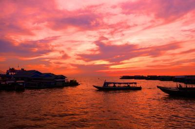 天空の城ラピュタのモデル「ベンメリア」&アジア最大の湖「トンレサップ湖」探検隊!~カンボジアでむかえましょう、年末年始③!~