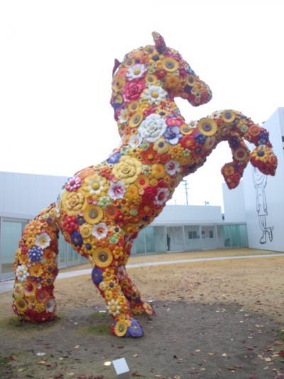 アートの街♪十和田市現代美術館