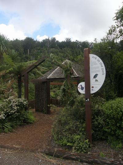 憧れのニュージーランドの世界遺産を歩く・・・⑩マリオゆかりのワイタケレ森林公園の散策