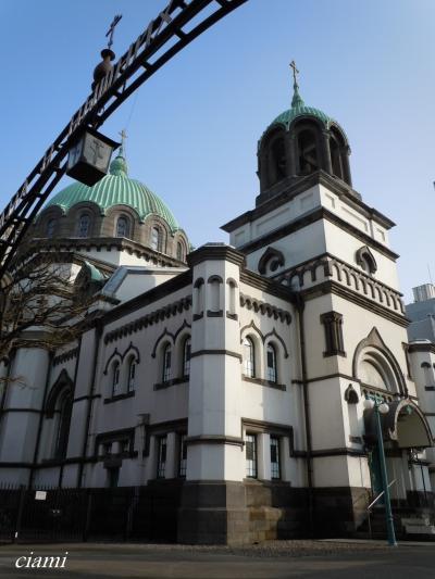 2つの聖堂