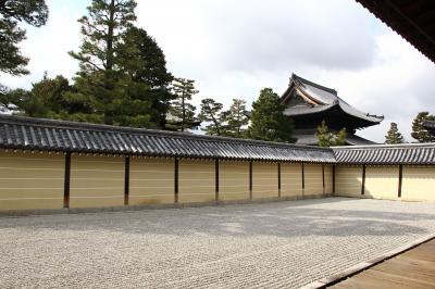 2013年 京都冬の旅 妙心寺東海庵