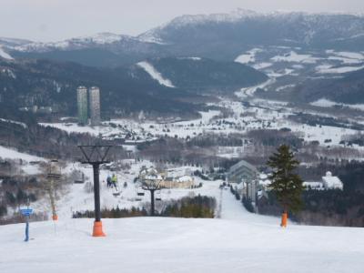 吹雪を呼ぶ北海道旅行2