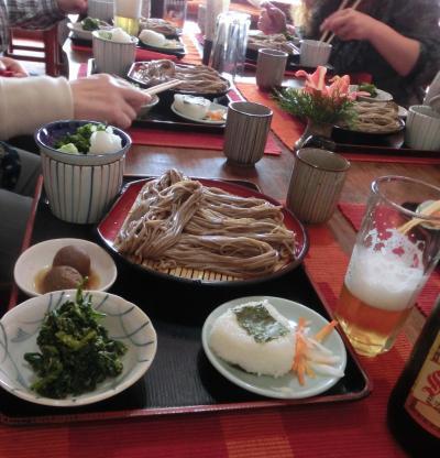 ヒマラヤ蕎麦  < ネパール旅行 4日目 その2 >