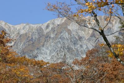 国立公園大山紅葉の旅