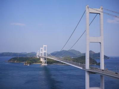 GW☆四国旅行1☆しまなみ海道・道後温泉・松山城☆