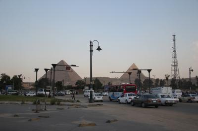 2013春のエジプト3泊4日★1 ギザ