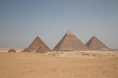 2013春のエジプト3泊4日★2 ギザ