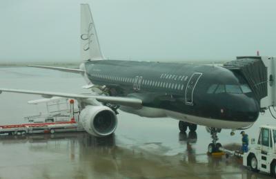 日帰 StarFlyerでいく『釜山港』出国スタンプゲットの旅