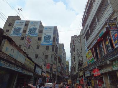 2012年 バングラデシュ旅行(ダッカ編)