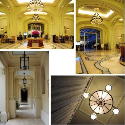 天津8★孫文、溥儀も訪れた、まるで博物館なホテルに泊まる~利順徳大飯店~