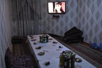 中央アジア放浪記6月15日2~ドゥシャンベ到着~