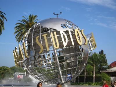 ロサンゼルス旅行記(ユニバーサル・スタジオ・ハリウッド編)