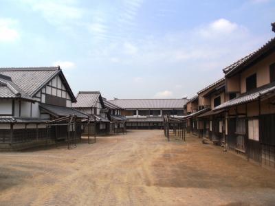 つくばみらい市 JINのロケも行われたワープステーション江戸