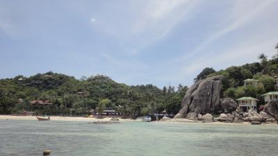 ちょこっとバンコクに寄ってからタオ島ダイビングとサムイ島リゾート その2
