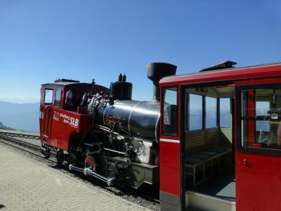 映画「サウンド・オブ・ミュージック」のロケ地を訪ねて《シャフーベルク登山鉄道》ザルツカンマーグート地方2013年オーストリア旅行【2】