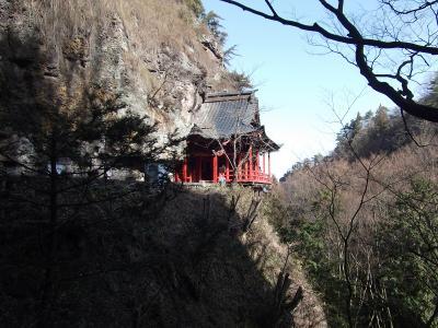 東信:上田周辺の寺院を車で日帰り(長野三部作)