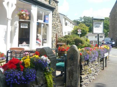 <前編>夏の湖水地方 - Windermereの街を散策する