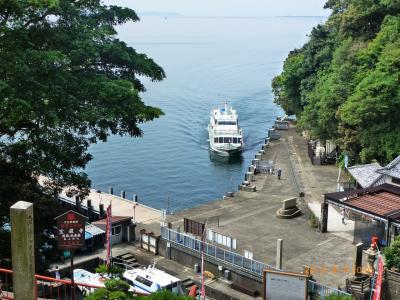 2013 琵琶湖畔長浜とパワースポット竹生島 ~2日目~