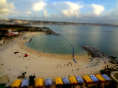 Colors・・・・・真夏の女一人旅in沖縄!②~ビーチサイドのホテル&歩くだけでも楽しいアメリカンビレッジ~