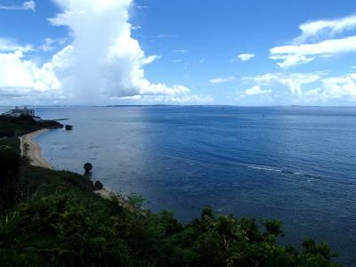 2013年夏 沖縄本島6泊7日の旅 2日目南部観光編