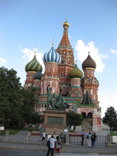 帝政ロシアの偉業を巡る旅 in Russia (3)